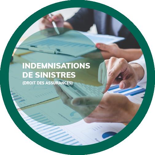 Photo illustration INDEMNISATIONS DE SINISTRES, DROIT DES ASSURANCES