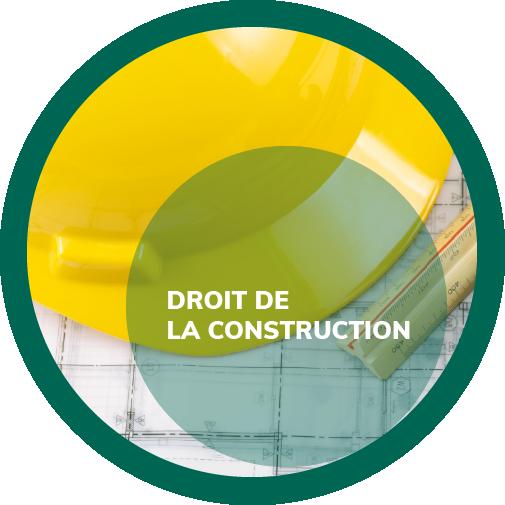 Photo illustration DROIT DE LA CONSTRUCTION